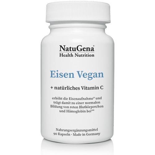 Vorschaubild: Eisen Vegan